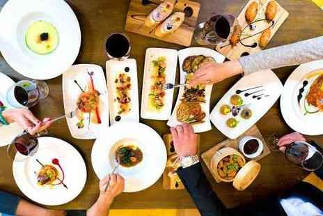 La Bandera Restaurante - Six tapas dishes and a glass of sangria or Cava each for two - Save 62%