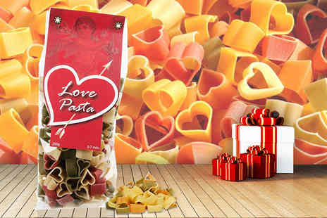 London Exchain Store - Heart shaped pasta - Save 60%