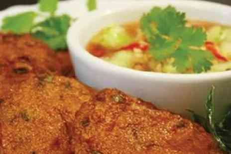 Salt and Chilli - Two Course Thai Meal for Two or Four - Save 34%
