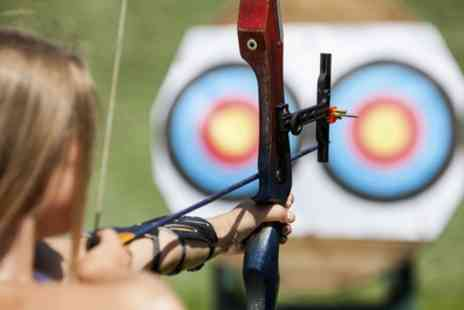 Kelham Events - Two or Four Archery Session for One or Two - Save 50%