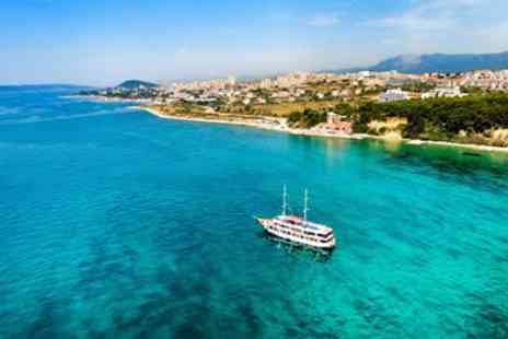 On the Go Tours - Seven night Croatia sailing holiday with meals - Save 0%