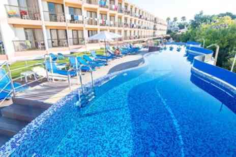 OntheBeach - Seven night all inclusive break with flights - Save 0%