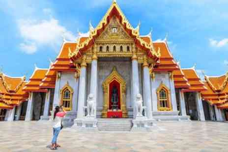 Away Holidays - Four star Bangkok break with flights & free kids place - Save 0%
