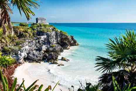 Away Holidays - Seven night all including Mexico beach break with flights - Save 0%