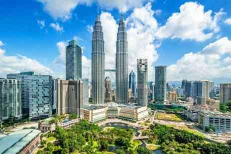 Away Holidays - Deluxe 5 night Malaysia break with flights, room upgrade & free night - Save 0%