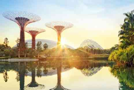 Away Holidays - Deluxe 3 night Singapore city break with flights - Save 0%