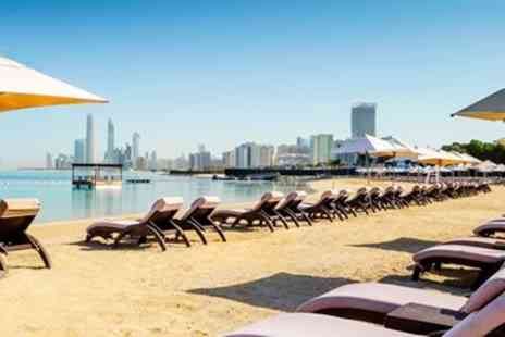 Away Holidays - Abu Dhabi break with flights & meals - Save 0%