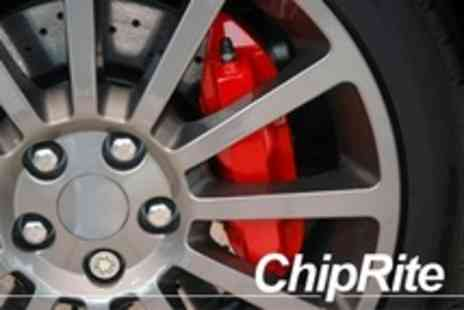 ChipRite - Alloy Wheel Refurbishment One  Wheels - Save 61%