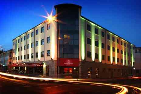 Station House Hotel Letterkenny - One or Two Nights Stay for Two with Breakfast, Tea or Coffee and Muffin - Save 0%