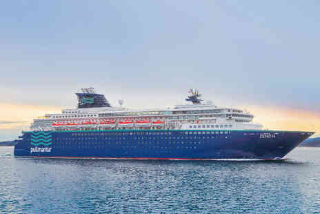 The Zenith Cruise - Cruise Through Mediterranean Highlights on Iconic Ship - Save 30%