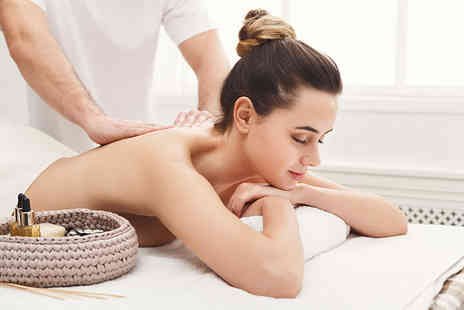 Transfique Hair and Beauty Academy - 90 minute pamper package with four treatments - Save 0%