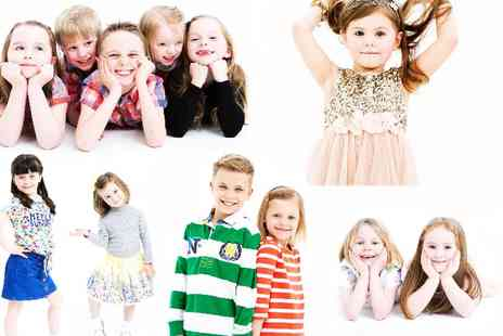 The Model Experience - Kids photoshoot - Save 0%