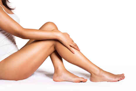 London Body Centre - Six sessions of ICE laser hair removal on one, two or four areas - Save 87%