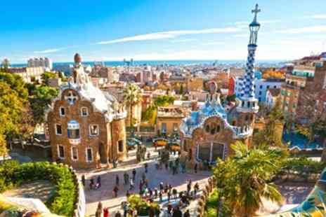 Flights and Packages - Mini Med cruise with Barcelona stay & free balcony upgrade - Save 0%