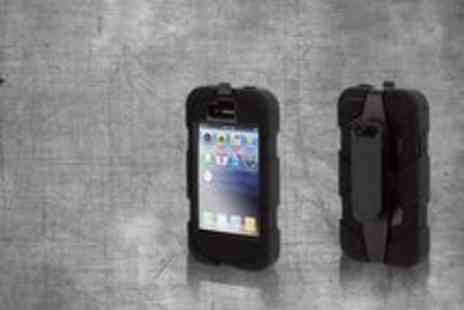 SmartAss Marketing - iProtect 4 Tough iPhone Case - Save 75%