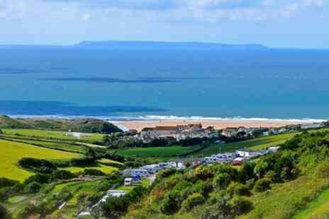 Woolacombe Sands Holiday Park - Three or Four Night Stay for Up to Six with Facilities Pass - Save 46%