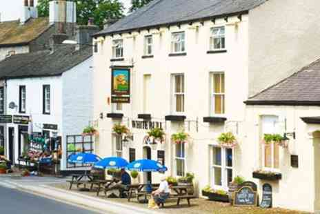 White Bull at Gisburn - Two night Ribble Valley getaway with bubbly - Save 54%