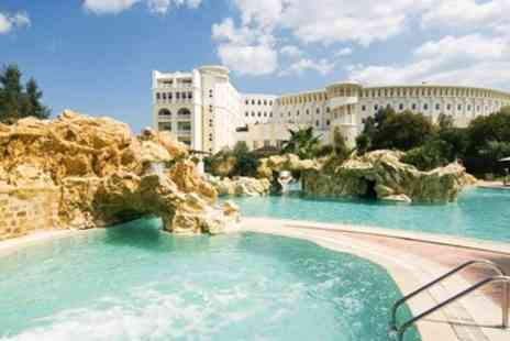 On the Beach - Five star all inclusive holiday with flights & sea view room - Save 0%