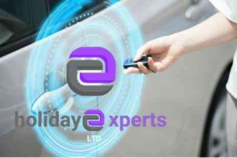Holiday Experts - Up to 35% Off Selected Airport Parking - Save 0%