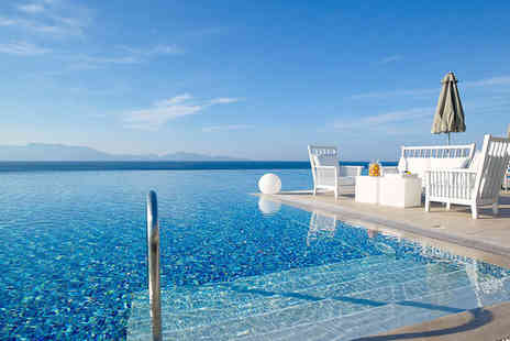 Michelangelo Resort & Spa - Five Star Beachfront Resort Stay For Two with Infinity Pool & Sea Views - Save 46%