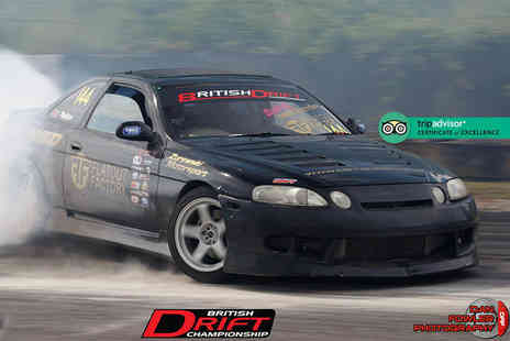 Flatout Factory - Drifting experience for one, two or four - Save 70%