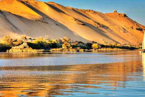 The Holiday Place - Fourteen night Egypt twin centre holiday with flights & Nile cruise - Save 0%