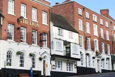 The Lion Hotel Shrewsbury - Shrewsbury traditional hotel stay - Save 0%