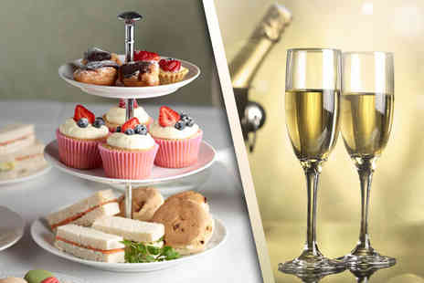 Ramada Dover Hotel - Sparkling afternoon tea for two - Save 57%