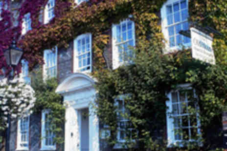 The Old House Hotel - Two Course Meal for Two with Wine - Save 53%