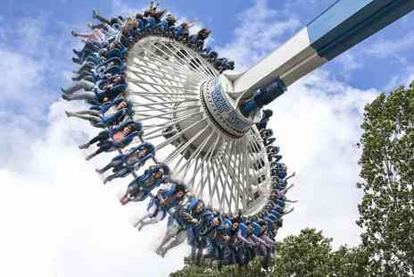 365 Tickets - Admission to Drayton Manor Theme Park and Zoo - Save 49%
