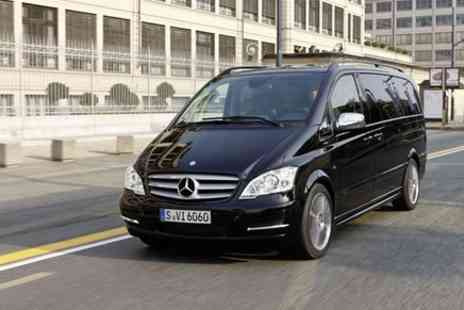 Europe Shuttle - Private Departure Luxury Van Transfer, Central London to London City Airport - Save 0%