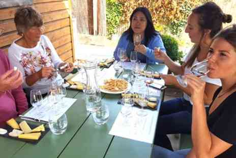 English Wine Tasting Tours - English Wine and Cheese Tour from London - Save 0%