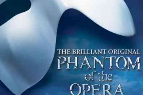 Encore Tickets - Phantom of the Opera Theater Show With Dinner - Save 0%