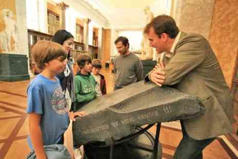 Pinocchio Tours - Small Group London British Museum Tour for Kids and Families - Save 0%