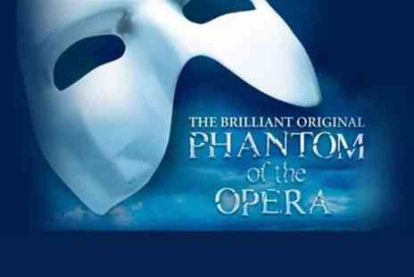 London Theatre Direct - Phantom of the Opera - Save 0%