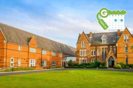 Ettington Chase - Double Room for Two with Breakfast and Dinner - Save 38%