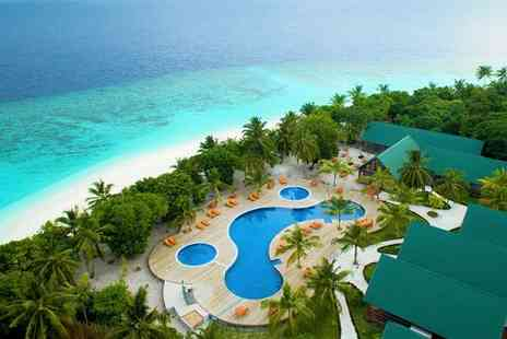 Furaveri Island Resort & Spa - Five Star Villa Bliss in the Indian Ocean - Save 0%