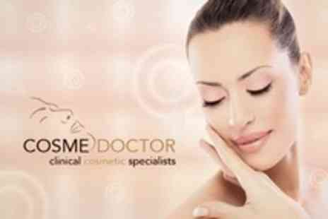Cosmedoctor - Choice of Facial Plus Head Massage - Save 56%