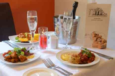 The Ballroom - Two Course Indian Meal with Optional Glass of Prosecco for Two or Four - Save 53%