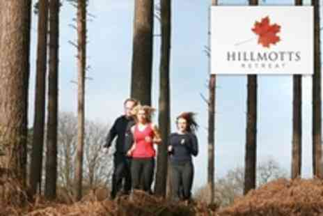 Hillmotts Retreat - Three Day Full Board Boot Camp Retreat With Group Exercise in Choice of Locations - Save 57%