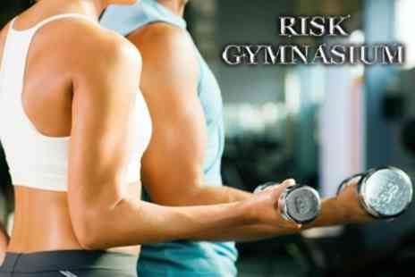 Risk Gym - Six Week Gym Membership Plus Fitness Assessment and Three Personal Training Sessions - Save 90%