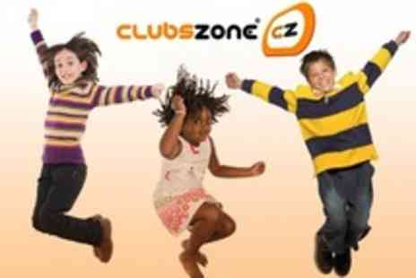 Clubszone - Kids Summer Activities Club Two Days Entry - Save 67%