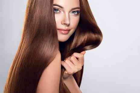 Skin Mod Clinic - Wow The Crowd hair package with a wash, cut, blow dry and conditioning treatment - Save 54%