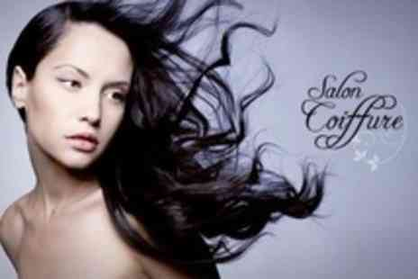 Salon Coiffure - Restyle Cut and Blow Dry - Save 59%