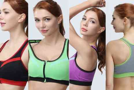 Trifolium Lingerie - Seamless layered padded sports bra - Save 72%