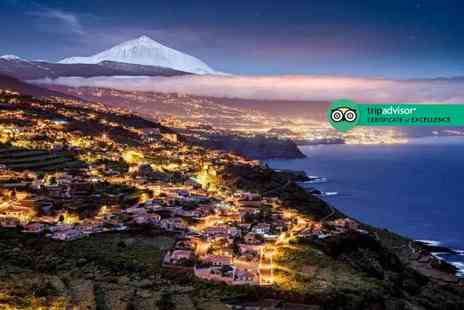 Your Promo Holiday - Seven night Tenerife couples holiday or family of four - Save 85%