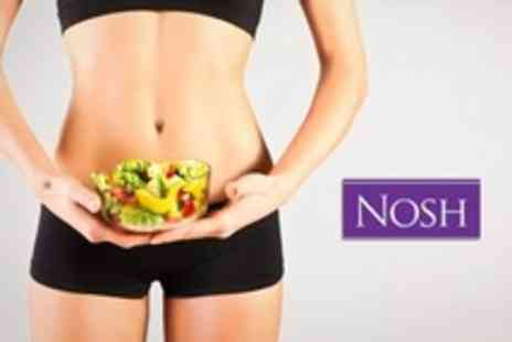 Nosh - 14 Days Diet Plan Worth of Fat, Sugar, and Yeast Controlled Meals - Save 58%