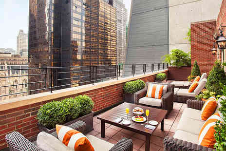 Omni Berkshire Place - Four Star Stylish Stay near Famous 5th Avenue - Save 75%