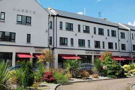 Harrys of Kinnegad - One or Two Nights Stay for 2 with Irish Breakfast, Late Check Out and Option for Dinner - Save 0%