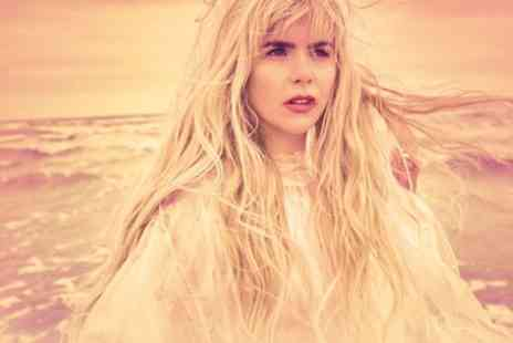 Liz Hobbs Group - One, Two, Three or Four Paloma Faith Live General Admission Ticket on 28 July - Save 0%